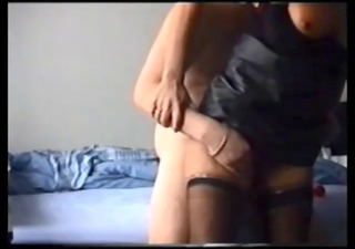 amateur milf in nylons st time anal