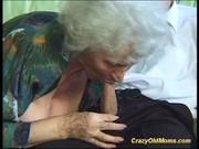 crazy old mom acquires big cock