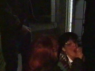 french mature chicks in public toilets with