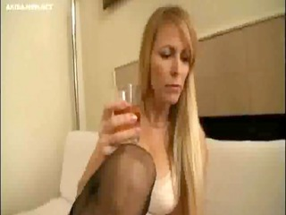 mature blonde wife coercive by japanese man 0