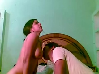 indian wife engulf and fuck very well