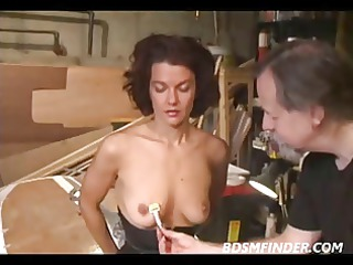 beautiful milf ass spanked and dominated