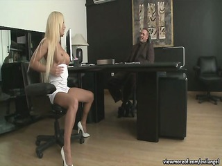 sexy mature blonde pornstar krissy style anal and