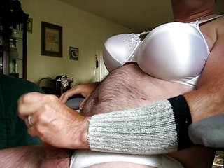 wifes bra and pants 1