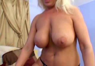 golden-haired mother i fucks and takes a great
