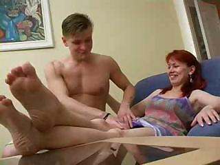 russian mama enticed by her son part9