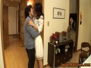 horny japanese older babes sucking