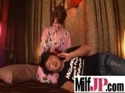 nasty japanese milfs receive banged hard video-110