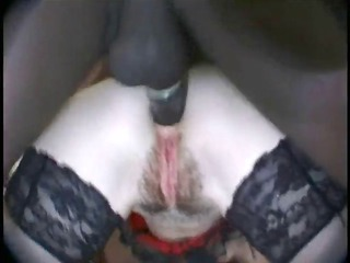 french hairy floozy gets banged