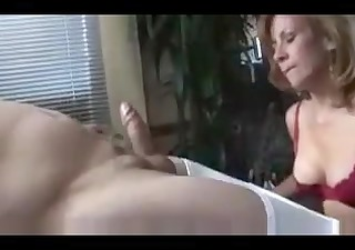were is the happy ending in this great bj clip