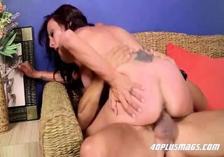 rod ramming for horny housewife