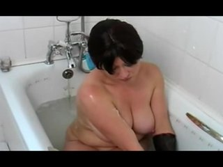 busty mother i in the washroom