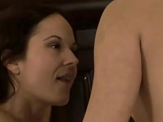 mature woman seduces youthful girl...f04
