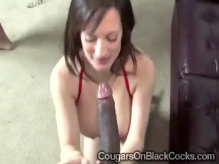 brunette milf stephanie wylde devours massive