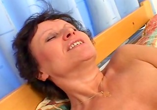 bbc loves unshaved aged anal by troc