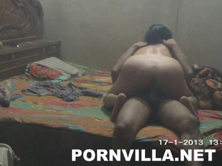 spouse copulates his indian wife hard
