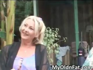 astonishing blonde d like to fuck blows stiff knob