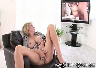 toy masturbating british mother i