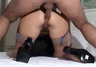 italian milf anal amateur