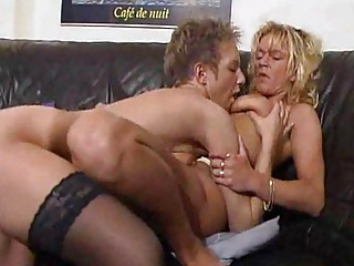 ass licking milf lesbians in stockings acquire