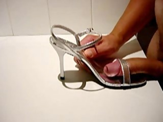 wife heels ejaculation
