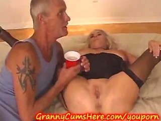 grannys swingers party and fuckfest