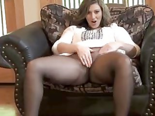 sexy d like to fuck getting off in seamless hose