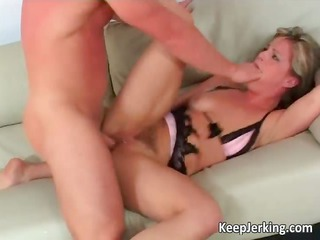 sexy looking brunette chick getting butt part11