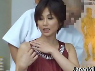 oriental milf has massage and fucking part10