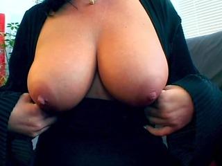 sex with horny german mama - sascha production