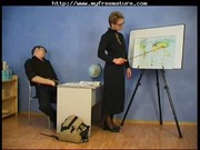 russian granny teacher and her student aged aged