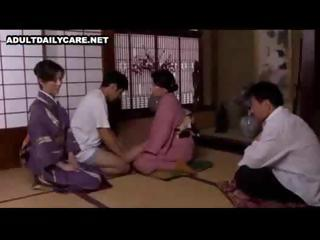 japanese wife eats his dong and rides it is as