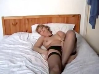 dilettante masturbation session