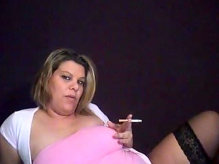 smoking preggo