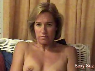 hot mother i with small tits masturbating in a