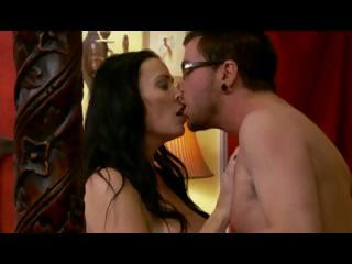 brunette mama gets seduced by sons ally and gets