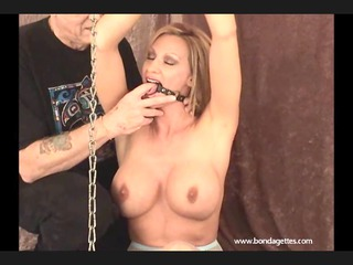 sexy housewife bondage and damsel in distress