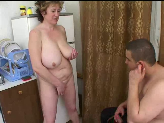hairy aged russian seduces fat by troc