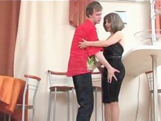 mommy is a pervert , harass her stepson older