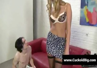 cuckold sessions - interracial threesome fuck 108