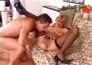 blond babe fisted and copulated hard