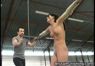 bound small and tormented