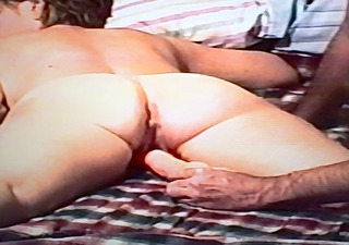 awesome ass and sextoy