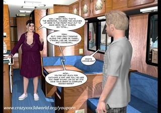 6d comic: the uncanny valley 10
