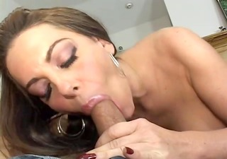 giving my stepmom an big o with my large dick-