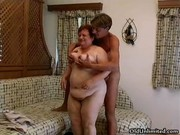 immodest mature housewife goes crazy