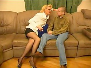 russian granny womensex with young guys411 mature