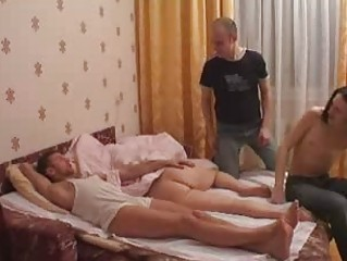 amateur group sex for sleeping mamma