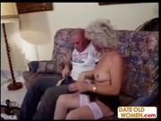 nasty old granny ridding