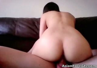 asian sweetheart with great body takes stiff